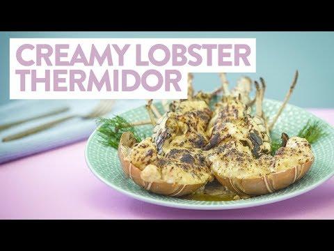 Resep Creamy Lobster Thermidor | YUDA BUSTARA