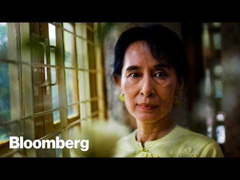 How Suu Kyi Went From Political Prisoner to Leader