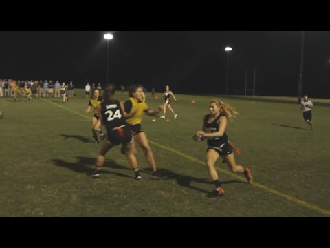 FSU sorority sister might be the best flag football player ever