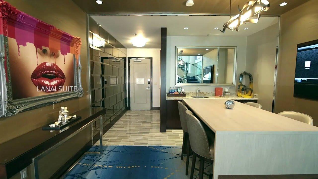 Charming Lanai Suites   The Cosmopolitan Of Las Vegas
