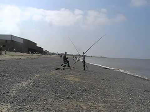Fishing Marine Beach Fleetwood