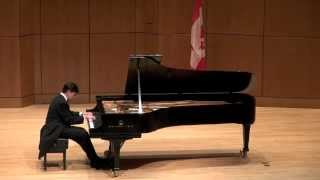A. Rapoport:  Second sonata for Pianoforte 1st mov. Ezequiel S. Barrera Piano