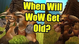 When Will WoW Get Too Old or Die?