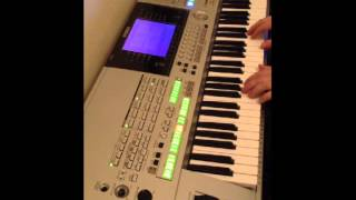 Yamaha Tyros Demo Strings Sound Bank - Part 1