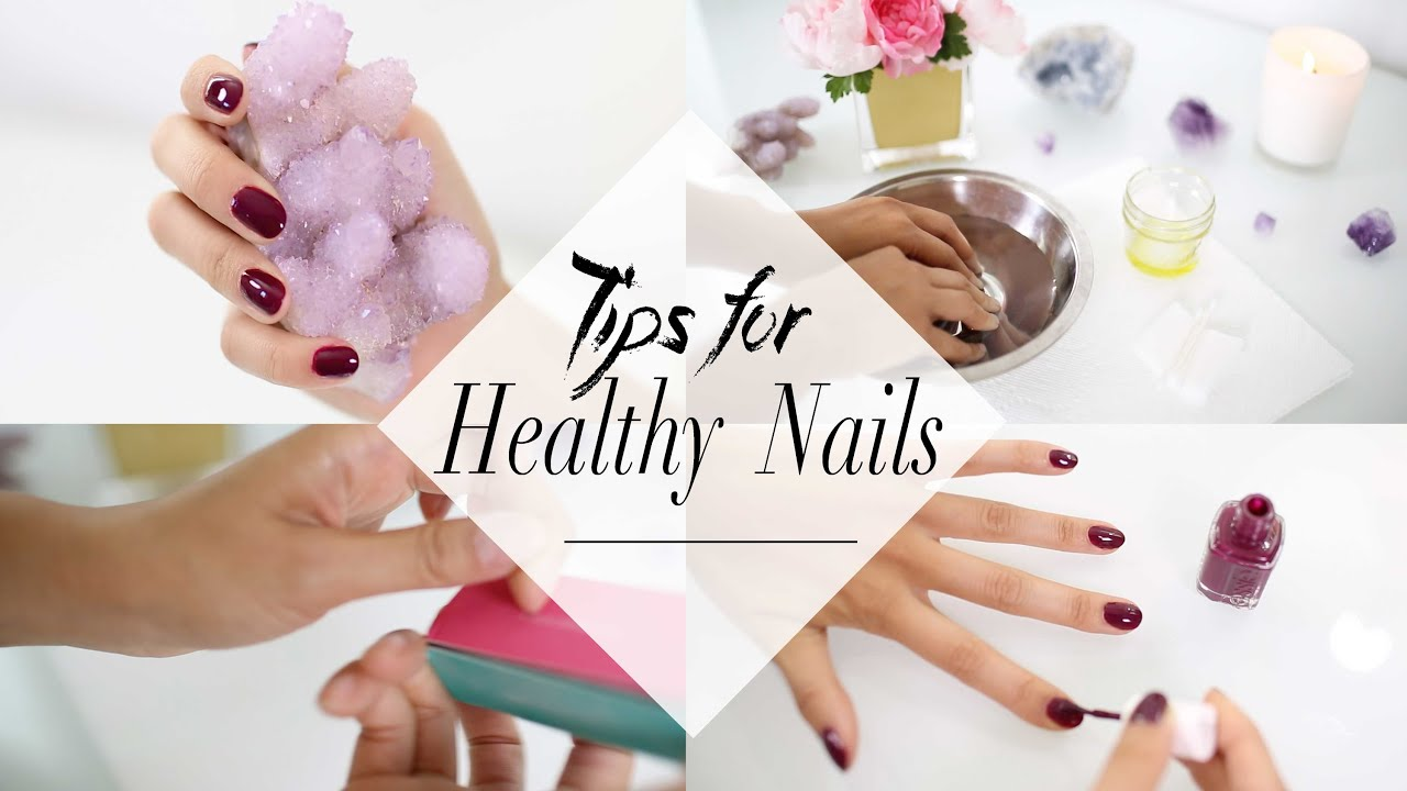 Tips for Growing Healthy Nails That You Need To Know   ANNEORSHINE ...