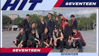 [KPOP IN PUBLIC CHALLENGE] SEVENTEEN(세븐틴) - HIT | DANCE COVER BY SOUND WAVE FROM VIETNAM