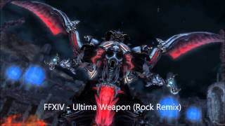 Final Fantasy XIV Ultima Weapon Theme (Rock Remix)