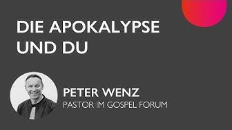 Die Apokalypse und Du | Peter Wenz | 29.03.2020