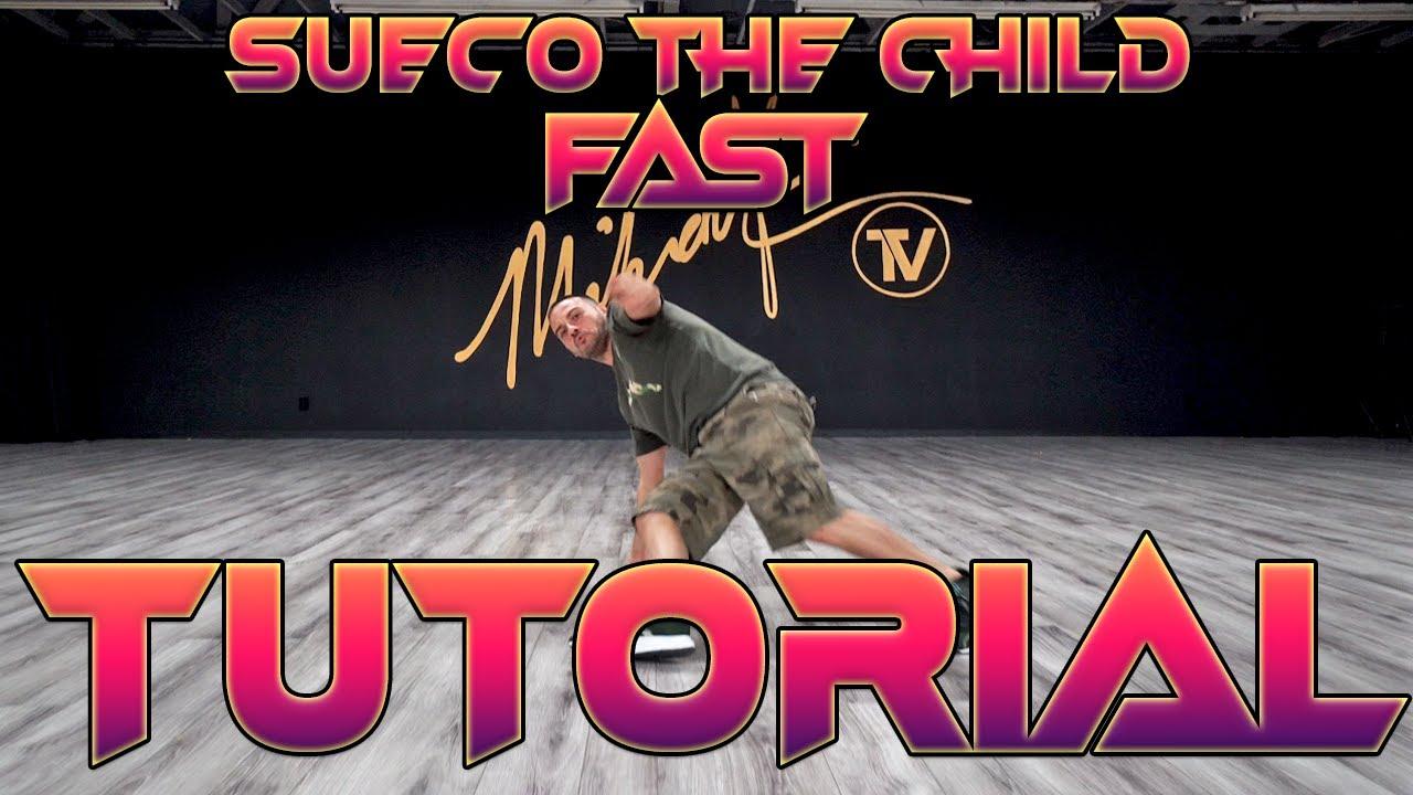 Sueco - Fast ( TUTORIAL ) Choreography | MihranTV (@MIHRANKSTUDIOS)