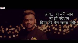 Song: sohneya o meri jaan na ho pareshaan ओ मेरी जान ना हो परेशान singar: miss pooja and milind gaba lyrics: happy raikoti music : director fil...