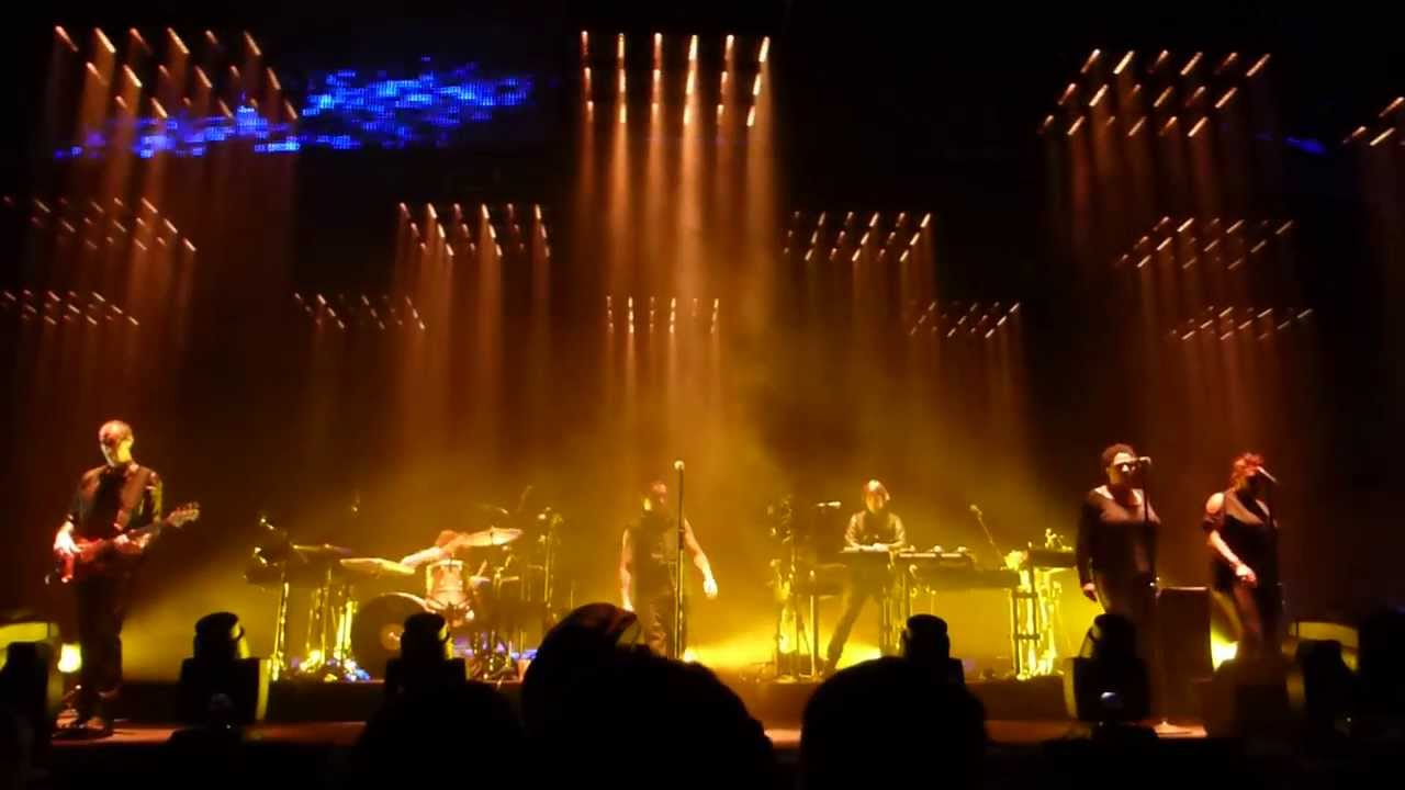 Nine Inch Nails - Various Methods of Escape (Live - HD) - 2013-10-31 ...