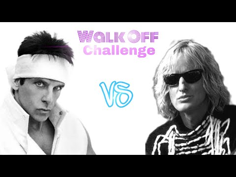 Zoolander vs Hansel  Walk Off Challenge