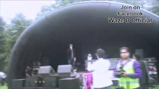 Waze B Reading Mela live ''Nachdi Nachdi'' Official video Coming Soon