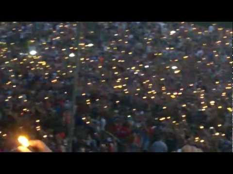 MAC MILLER  LIGHTS UP DTE Energy Music Theater on AUGUST 5 2012