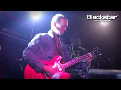 Blackstar Artist Spotlight: Steve Cradock