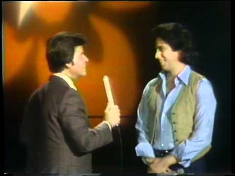 Dick Clark Interviews Joey Travolta - American Bandstand 1978