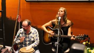 """Kaitlin Kozell - """"Angels to be found"""" live performance"""