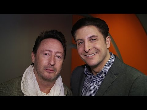 """Julian Lennon Discusses """"Touch The Earth"""" with Arthur Kade"""