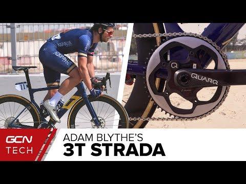 Adam Blythe's 3T Strada | Dubai Tour 2018