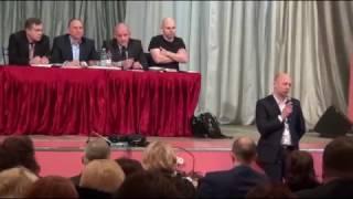 Встреча руководства города с жителями поселка Воргашор. 09.02.2017г.