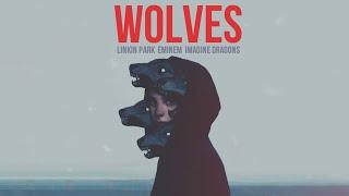 Linkin Park & Eminem ft. Imagine Dragons - Wolves[After Collision 2] (Mashup)