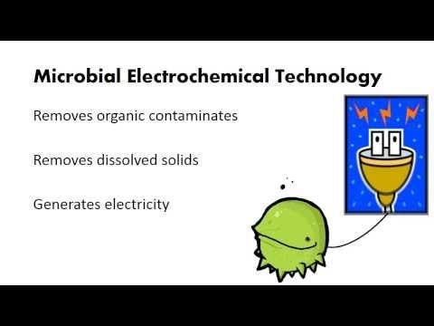 Bioelectric Inc CU + DOE New Venture Challenge Video