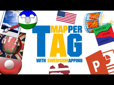 Countryballs Animated #2 - Mapper Tag + Information