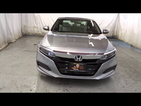 2018 Honda Accord Sedan Hudson, West New York, Jersey City, Tenafly, Paramus, NJ HHJA069290