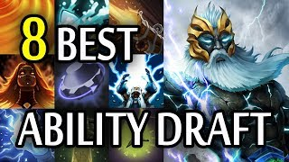 8 Best Build Ability Draft in the Dota 2 History (Part 6)