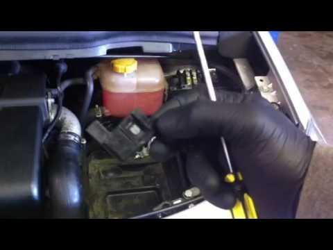 How To Remove Abs Pump On Vauxhal Youtube