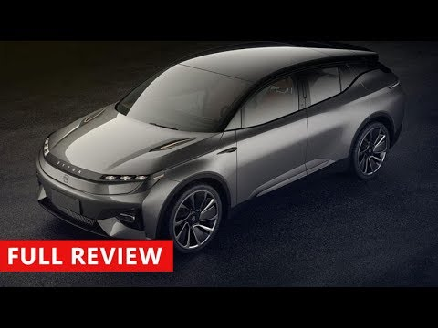 BYTON's Electric Car Review - 2018 The Year Of Electric SUVs - Dauer: 10 Minuten