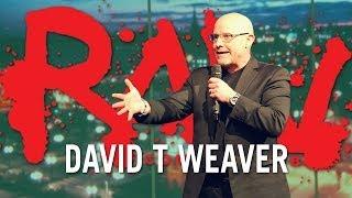 Christmas - David T Weaver   RAW COMEDY