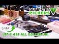 Dumpster Diving - Let's Get all Dolled Up! Ulta Score