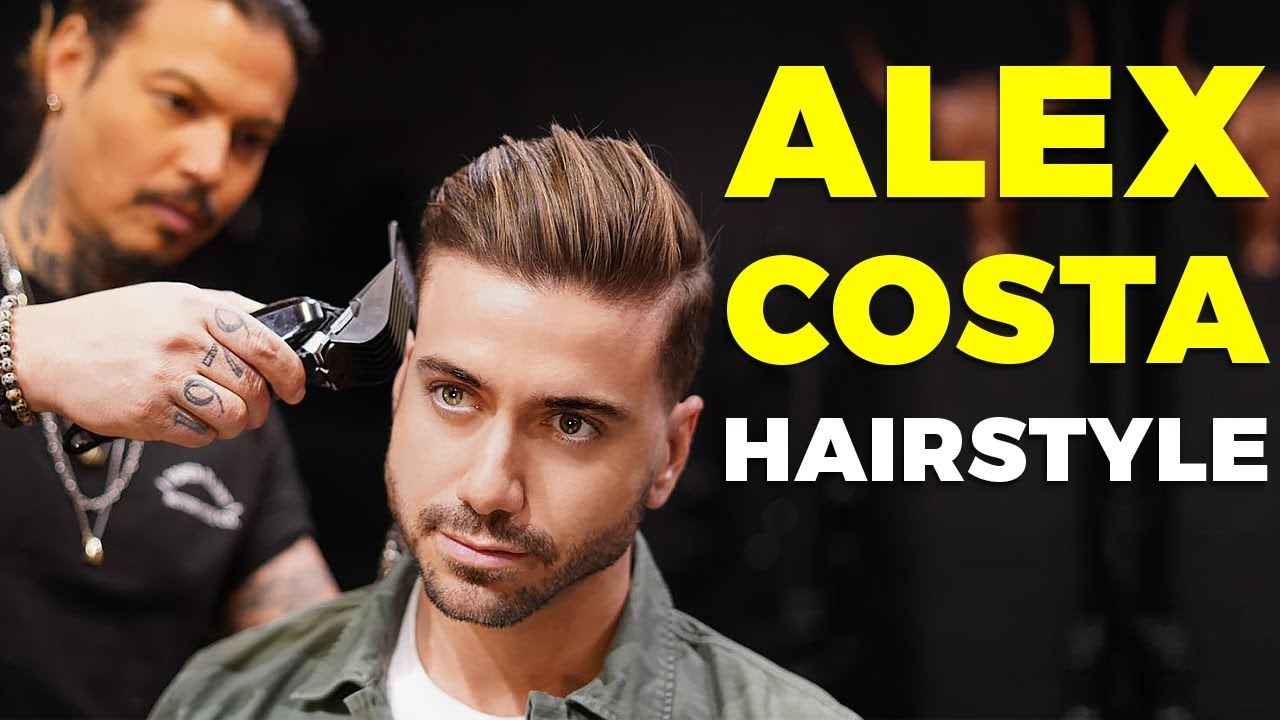 [VIDEO] - How To Get the Alex Costa Haircut and Hairstyle ft. Daniel Alfonso | Alex Costa 8
