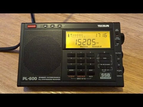 My Top Ten Favorite Shortwave Radio I Own Tecsun PL 680 AM FM SW LW Air Band Receiver SSB