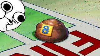 ¿Cómo es que Rocky ganó la carrera? (Bob Esponja)