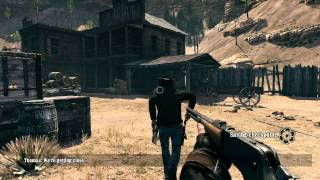 Call of Juarez: Bound in Blood PC Gameplay [HD]