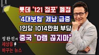 [실물경제 위기] 롯데쇼핑 연내