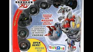 Bakugan Maxus Helios Battle Monster Toy Review Unboxing(Join is at http://www.Atamaii.tv Unboxing and review of the Bakugan Maxus Helios, consisting of 7 Bakugan that combine into one massive Battle Monster toy., 2009-11-27T07:21:39.000Z)