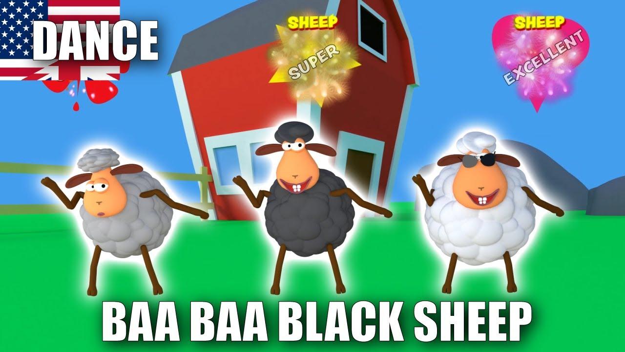 Baa Baa Black Sheep (Inspired by Just Dance)