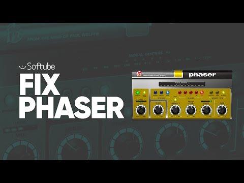 Fix Phaser - Softube
