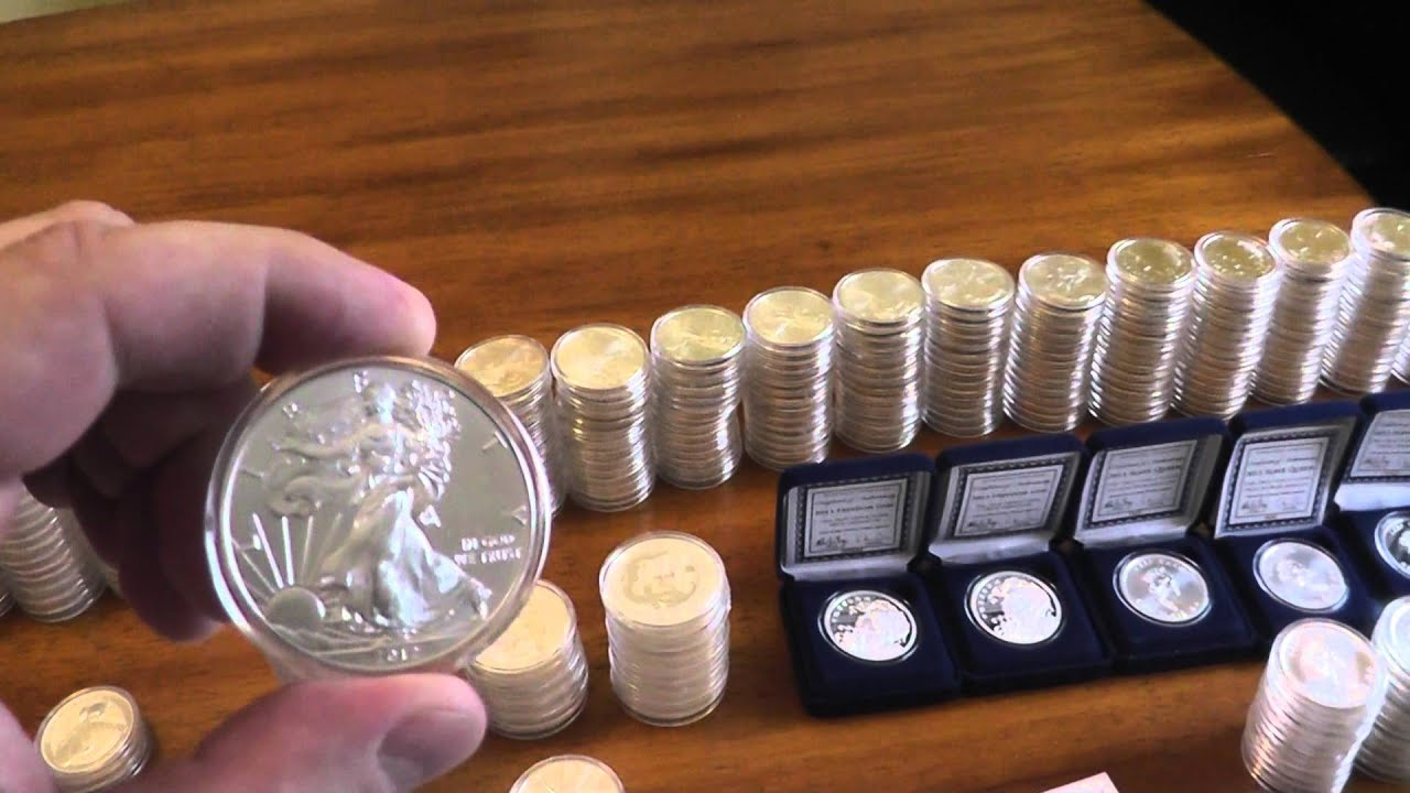 The Big Silver Stack How Bad Do You Want It Youtube