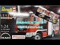 Baubericht Hlf 20 Varus Schlingmann Feuerwehr Revell 1:24 Teil 3