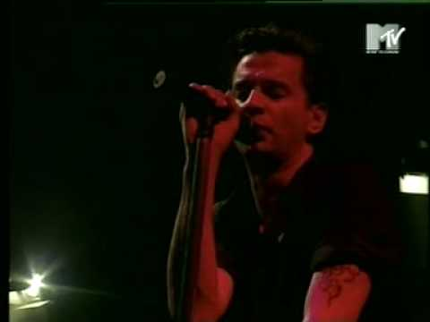 Depeche Mode - Enjoy The Silence (Live In Cologne, Germany, 1998)