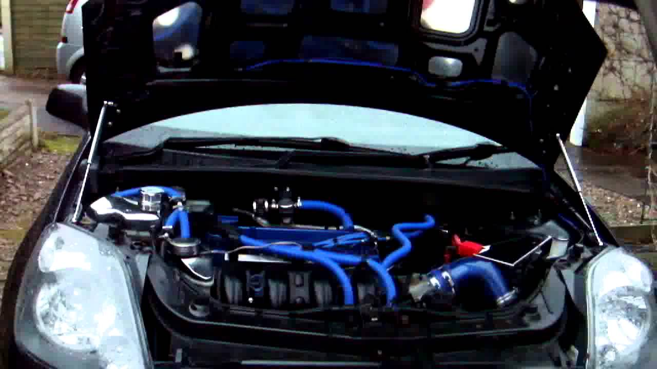 Fiesta St Bonnet Gas Struts Youtube