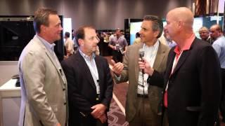 Jim Young and Howard Berger at The Niagara Summit