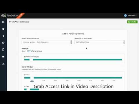 Automatic Sms Autoresponder - Easy To Use Sms Broadcast Software