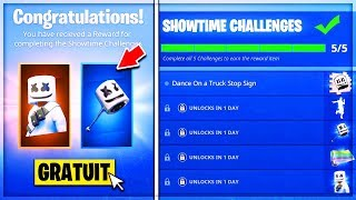 🔴 I FREE MARSHMELLO CADEAUX on Fortnite! I BUY ALL the BOUTIQUE!