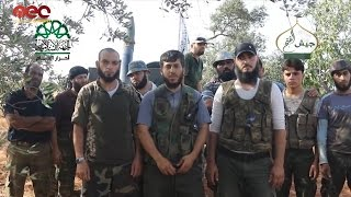 These are the Syrian rebels the West is crying for