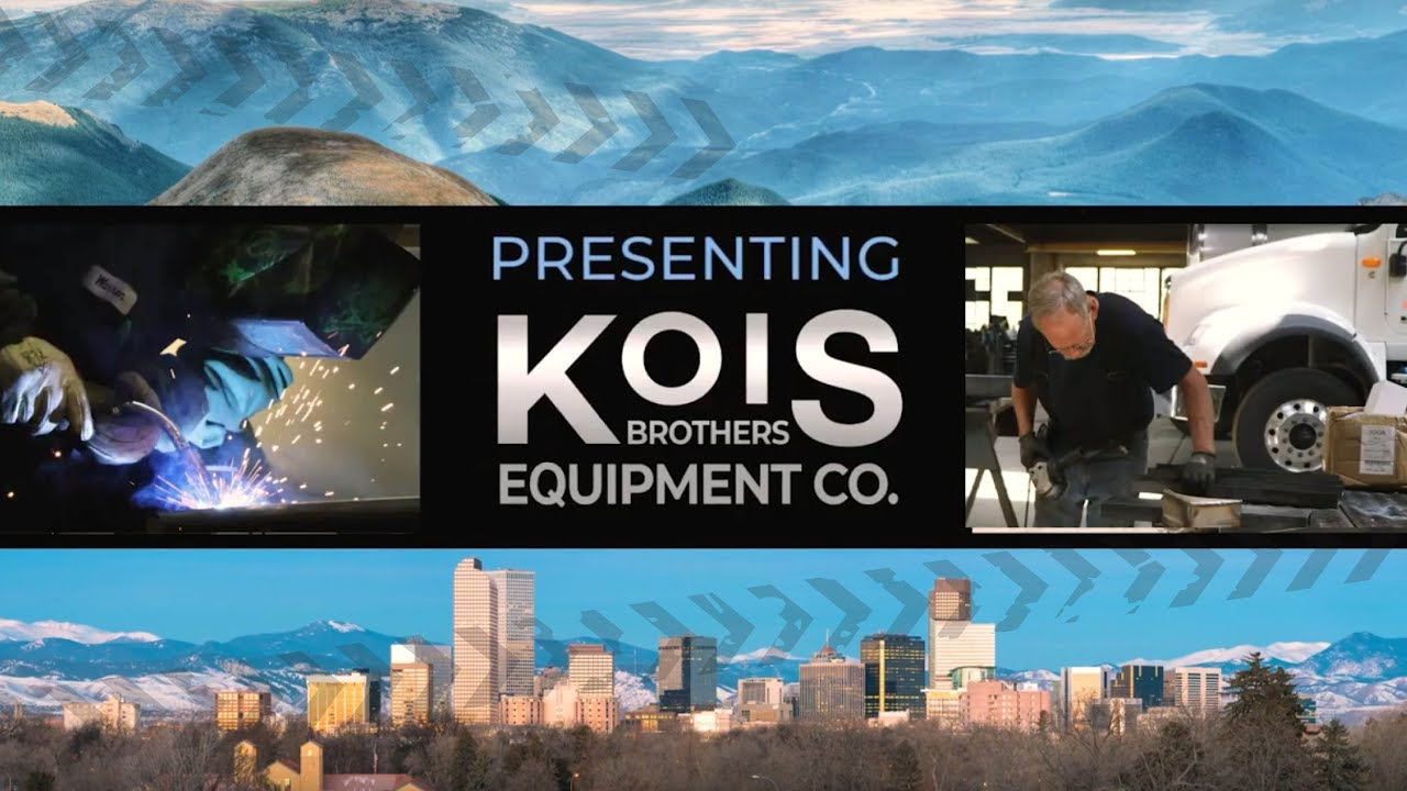 Kois Brothers - Delivering Quality Full Line Truck Equipment